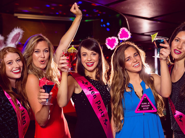 Weddings at the Heart - Hen Party
