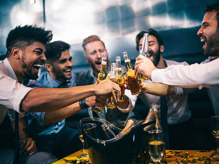 Weddings at the Heart - Stag Party